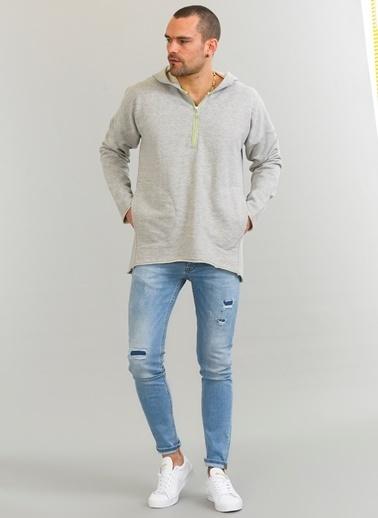 Sweatshirt-People By Fabrika